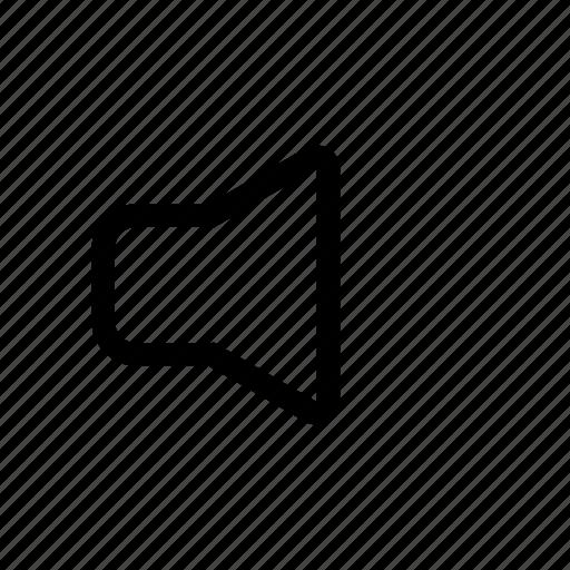control, mute, quiet, silent, volume icon