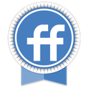friendfeed, social icon