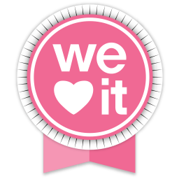 ribbon, social, weheartit icon