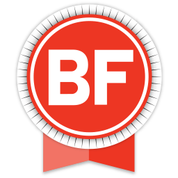 buzzfeed, ribbon, social icon
