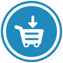 add, cart, to icon