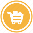cart, ecommerce, full, shop, shopping, store icon