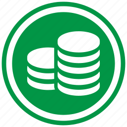 coin, currency, dollar, financial, money icon