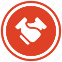 hand, shake, touch icon