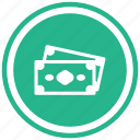 cash, currency, money, payment icon