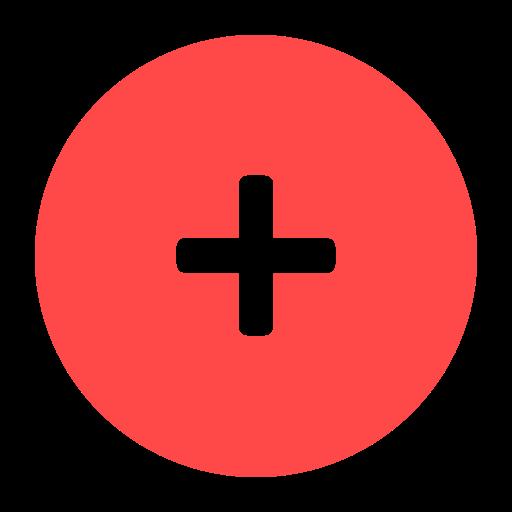 add, create, folder, new, open, plus icon