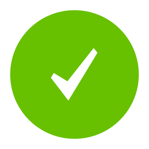 Good, ok, add, done, tick, yes, success icon