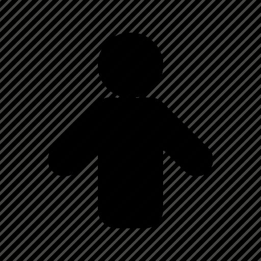 account, person, profile icon
