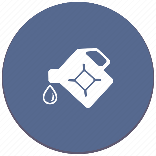 canister, drop, fluid, fuel, oil, water icon