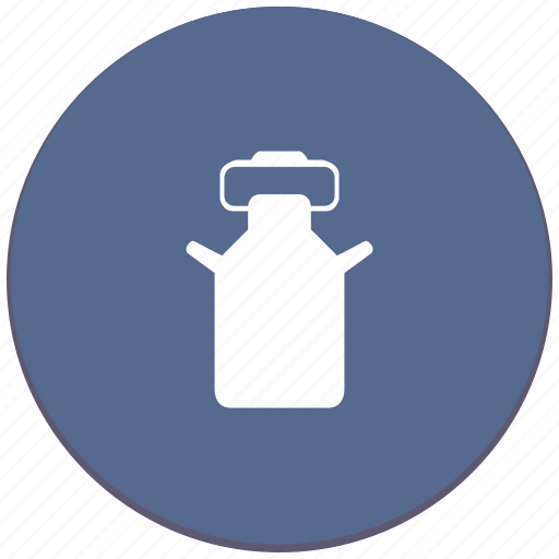 canister, milk, oil, reservoir, tank, water icon
