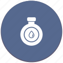 alcohol, canister, jar, reservoir, water icon
