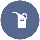 canister, fluid, oil, reservoir, tank, water icon
