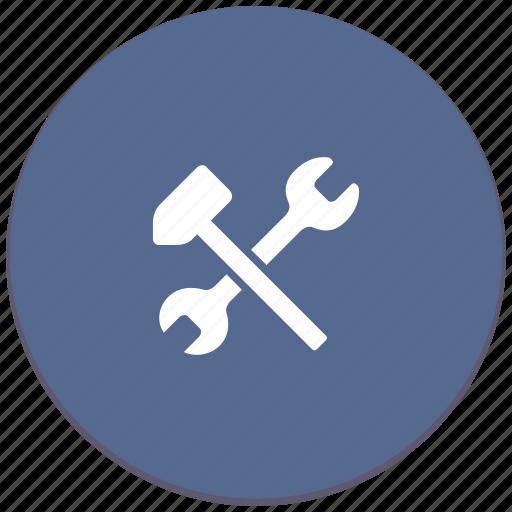 auto, car, instrument, repair, service icon