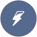 auto, automobile, car, control, electric, element, shock icon