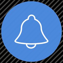 alarm, alert, attention, bell, notification, ring, warning icon