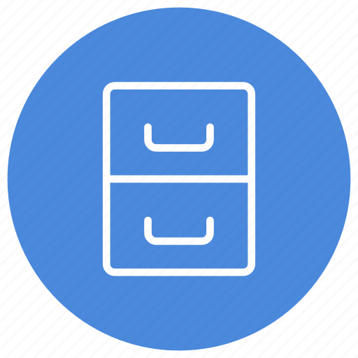 archive, archives, documents, files, folders, information, storage icon