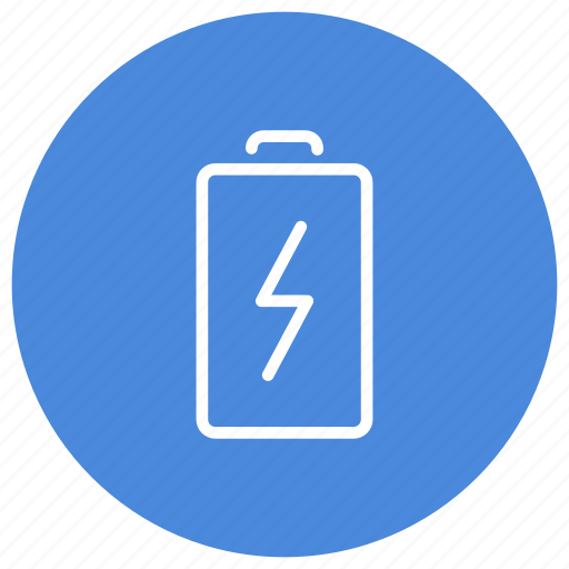 Battery, charge, charging, electric, electricity, energy, power icon - Download on Iconfinder