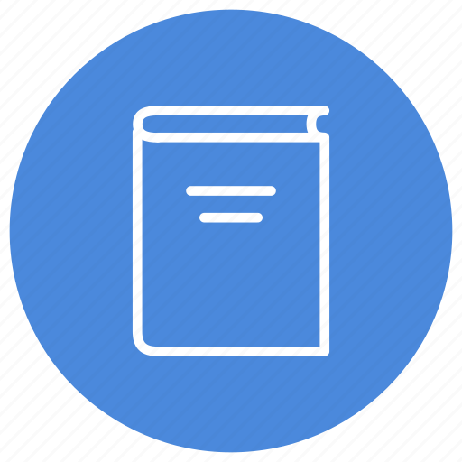 Book, education, knowledge, learning, library, reading, study icon - Download on Iconfinder