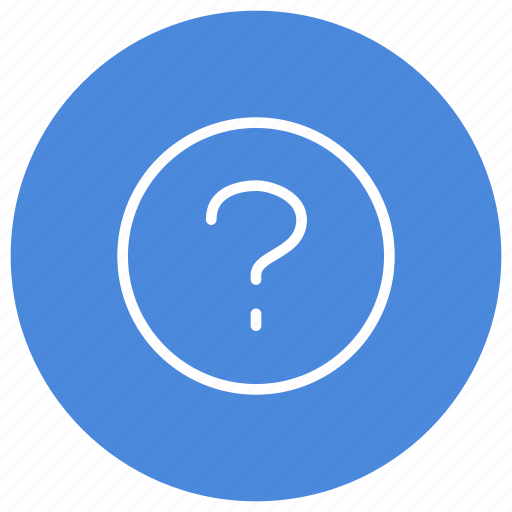 customer, help, info, information, question, service, support icon