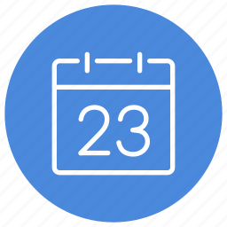 appointment, calendar, date, day, event, schedule icon