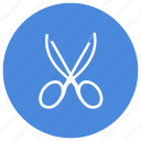 construction, cut, design, graphic, scissors, tools, work icon