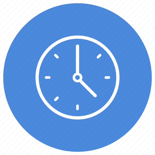 Clock, hour, schedule, alarm, watch, timer, time icon