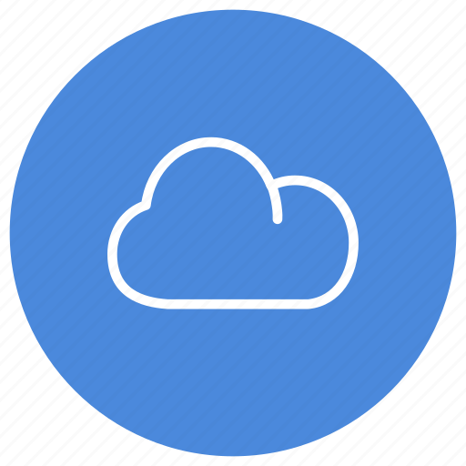 cloud, connection, data, network, server, storage, weather icon