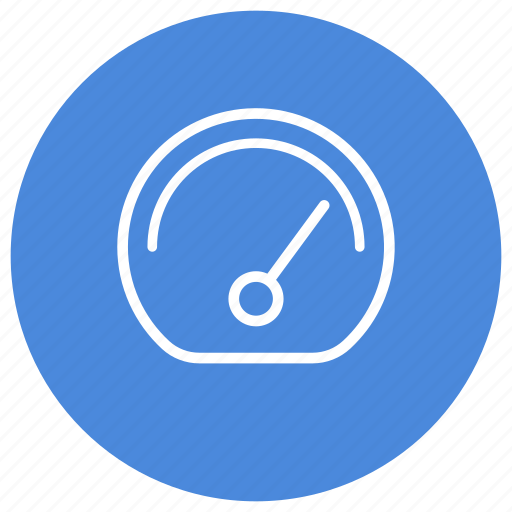 dashboard, gauge, indicator, measure, optimization, performance, speedometer icon