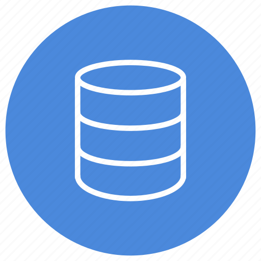 data, database, files, folders, information, storage icon