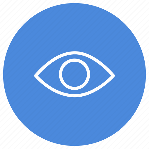 eye, search, see, view, visible, vision icon