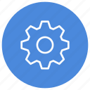 complex, configuration, gear, mechanic, mechanical, preferences, settings icon
