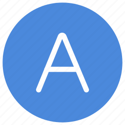 bold, font, letter, mode, style, text icon