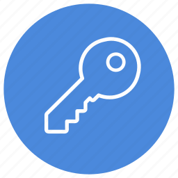 key, lock, safety, secure, security, serial, unlock icon
