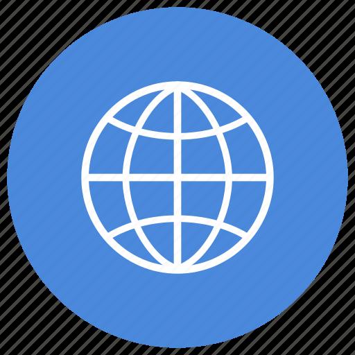 earth, language, latitude, location, longitude, planet, world icon