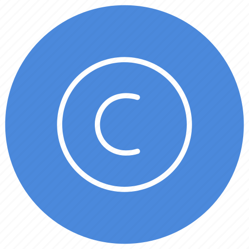 copyright, court, justice, law, legal, logo icon