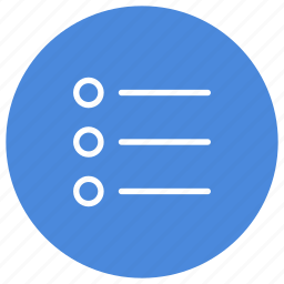 bullets, checklist, do, list, menu, to, to do icon