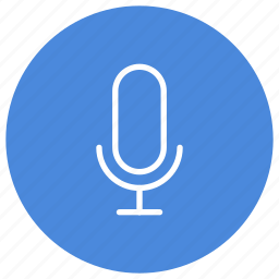 listen, microphone, record, recording, register, sound, speak icon