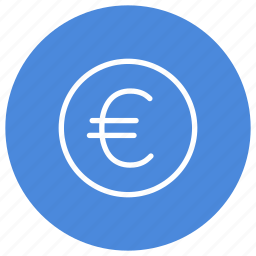 cash, coin, currency, euro, financial, money icon