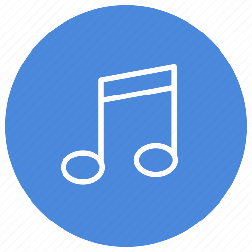 Listen, multimedia, music, song, audio, note icon - Download on Iconfinder
