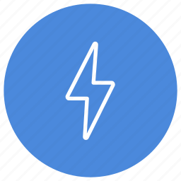 charge, electric, electricity, energy, lightning, power, thunder icon