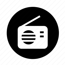 broadcast, music, podcast, radio, signal icon