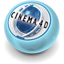 cinema, d icon