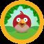 angry, birds, folder, rio icon
