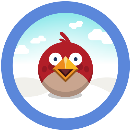 angry, birds, game, seasons icon