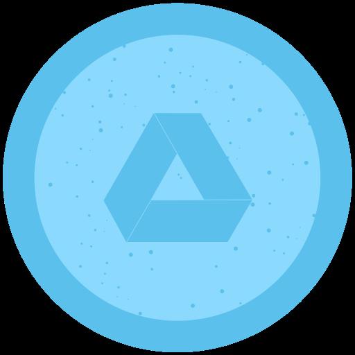 drive, folder, yosemite icon