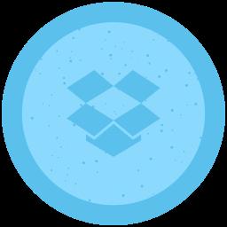 dropbox, folder, yosemite icon