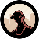 andreas, auto, grand, gta, san, theft icon