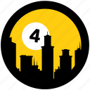 city, sim