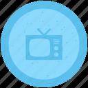 tv, folder, television, yosemite