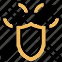 axe, battle, protection, shield, warrior